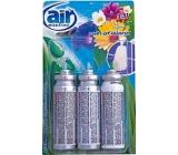 Air Menline Rain of Island Happy Air freshener refill 3 x 15 ml spray