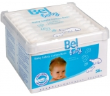 Bel Baby Cotton sticks in a box of 56 pieces