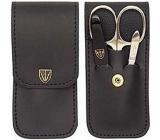 Kellermann 3 Swords Luxury Genuine Leather 3 Piece L56771FG12 Manicure
