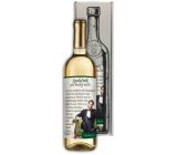 Bohemia Gifts Chardonnay Companion for the evening white gift wine 750 ml