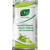 Dixi Nettle shampoo for hair loss for all hair types bag of 10 g