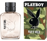 Playboy Play It Wild for Him Eau de Toilette for Men 100 ml