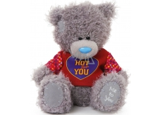 Me to You Teddy bear in t-shirt with the words Hot for You 14.5 cm