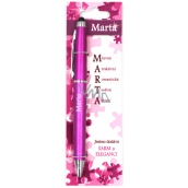 Nekupto Stylus Ballpoint Pen named Marta