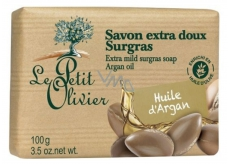 Le Petit Olivier Argan Oil Extra soft soap with natural extracts 100 g