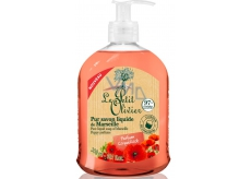 Le Petit Olivier Poppy Poppy Liquid Soap 300 ml