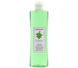 Manufactory Antibacterial hand gel with hot spring salt, mint and panthenol 70% alcohol 215 ml