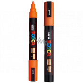 Posca Universal acrylic marker 1.8 - 2.5 mm Orange