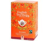 English Tea Shop Bio Rooibos Mandala 20 pieces of biodegradable tea pyramids, 40 g