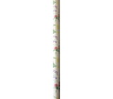 Nekupto Gift wrapping paper 70 x 150 cm Meadow flowers