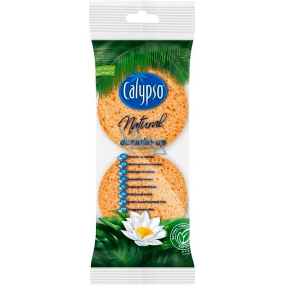 Calypso Natural demake-up odličovací houbičky 2 ks