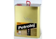 Severochema Petrolej určen na svícení v petrolejových lampách a čištění 9 l