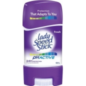 Lady Speed Stick pH Active Fresh antiperspirant deodorant gel stick pro ženy 65 g