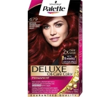 Schwarzkopf Palette Deluxe hair color 679 Intense red-violet 115 ml