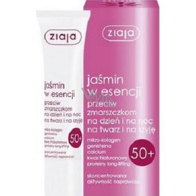 Ziaja Jasmine 50+ anti-wrinkle serum 30 ml