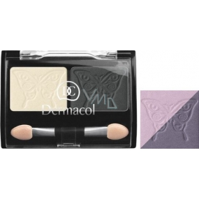 Dermacol Satin Duo Eye Shadow Eyeshadow 03 3 g