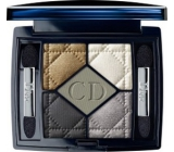 Christian Dior 5 Couleurs Designer palette 5 eye shadow Royal Kaki 454 shade 6 g