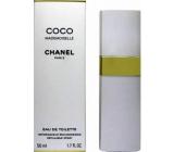 Chanel Coco Mademoiselle eau de toilette refillable bottle for women 50 ml with spray