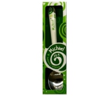 Nekupto Twister Lžička se jménem Michael zelená 16 cm 1 kus