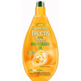 Garnier Fructis Oil Repair 3 Miraculous Oil Leave-In Care For All Hair Types Spray 150 ml