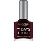 Deborah Milano 7 Days Long Nail Enamel Nail Polish 160 ml