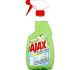 Ajax Floral Fiesta Spring Flowers Čistič skla rozprašovač 500 ml