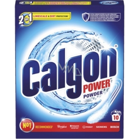 Calgon Power Powder 2in1 water softener powder 10 doses 500 g