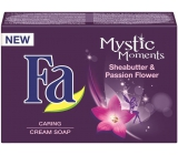 Fa Mystic Moments Sheabutter & Passion Flower creamy toilet soap 90 g