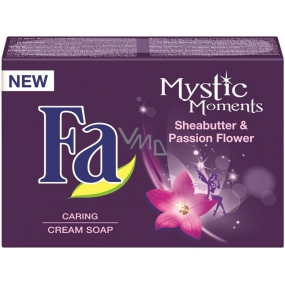 Fa Mystic Moments Sheabutter & Passion Flower Cream Toilet Soap 90 g