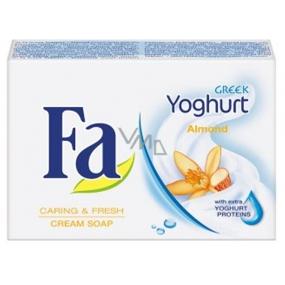 Fa Greek Yoghurt Almond toilet soap 90 g