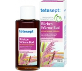 Tetesept Warming back for relaxing back and shoulder muscles bath oil concentrate 125 ml