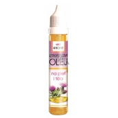 Bione Milk thistle Oil for skin and body 30 ml