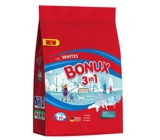 Bonux White Polar Ice Fresh 3in1 washing powder for white linen 20 doses of 1.5 kg