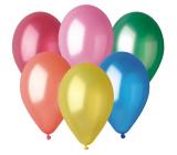 Balloons Metallic mix of colors 26 cm 10 pieces