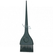 Duko Hair dye brush wide black 6 cm SB1294