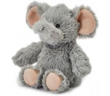 Albi Warm mini plush with the scent of Lavender Elephant height approx. 23 cm