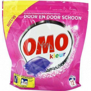 Omo Kleur Color Liquid Caps gel capsules for washing colored laundry 12 doses 315 g