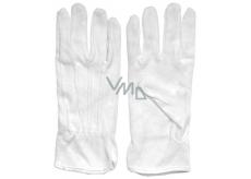 Spokar Gloves cotton with miniterčíky size 10 1 pair