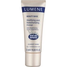 Lumene Primer Beauty Base base with brightening arctic crank 25 ml
