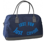 Roberto Cavalli Just Fun Just Cavalli sports bag blue 41 x 26 x 19 cm 1 piece