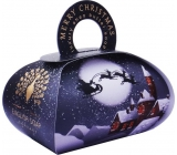 English Soap Merry Christmas Winter natural perfumed soap with shea butter 260 g