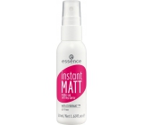 Essence Instant Matt Make-up Setting Spray fixační sprej na make-up 50 ml