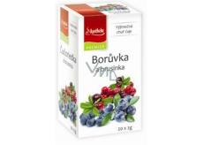Apotheke Borůvka a brusinka ovocný čaj 20 x 2 g
