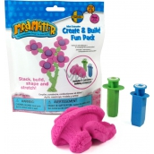 Mad Mattr Kinetic Sand Modeling Create and Build Pink 57 g