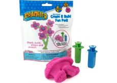 Mad Mattr Kinetic Sand Modeling Create and build a pink 57 g