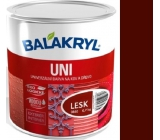 Balakryl Uni Gloss 0245 Dark brown universal paint for metal and wood 700 g