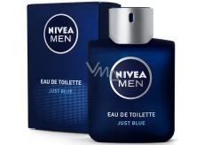 Nivea Men Just Blue Eau De Toilette Spray 100 ml
