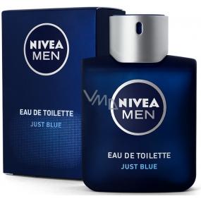 Nivea Men Just Blue EdT 100 ml eau de toilette Ladies