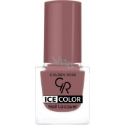Golden Rose Ice Color Nail Lacquer nail polish mini 185 6 ml