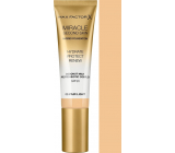 Max Factor Miracle Second Skin Hybrid Foundation Makeup 02 Fair Light 30 ml